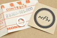 NOS Honda C70 C100 C102 C105 C110 CA200 CA95 CB200 CB92 CM91 CT200 CT70 CT90 QA50 S65 S90 SL175 SS125 Z50 Kick Start Starter Knuckle Washer 28303-001-000