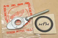 NOS Honda S65 Left Rear Wheel Drive Chain Tension Adjuster 40544-040-000