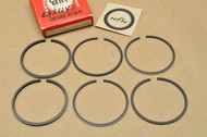NOS Honda CA175 CB175 CL175 SL175 Piston Ring Set for 2 Pistons .50 Oversize 13031-302-004