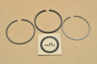 NOS Honda CB72 CL72 Piston Ring Set for 1 Piston .75 Oversize 13040-268-000