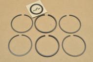 NOS Honda CA72 CB72 CL72 Piston Ring Set for 2 Pistons Standard Size 13010-268-000