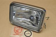 NOS Honda 1981-83 ATC200 1982-83 ATC200E Big Red Headlight Beam & Bezel Socket Assembly 33100-958-023