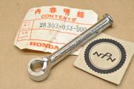NOS Honda CT200 CT70 K0-K4 1976-79 CT70H Trail 90 CT90 K0-K6 1976-1979 Z50 K0-K6 1976-1979 Kick Starter Start Pedal 28302-033-000