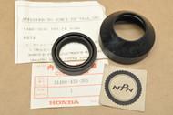 NOS Honda XL500 Front Fork Dust & Oil Seal Set 51490-435-305