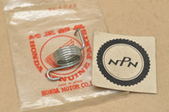 NOS Honda Trail 90 CT90 K0-K6 1976-79 Left Foot Peg Rest Step Return Spring 50602-053-000