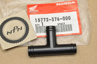 NOS Honda ATC200 ATC250 ES CBR1000 CX500 TRX125 TRX250 TRX300 Three Way Breather Joint 15772-376-000