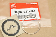 NOS Honda CB400 CB750 CM400 CM450 GL1000 GL1100 GL1200 Gold Wing Clutch Outer Circlip 90602-371-000
