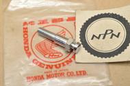 NOS Honda CB125 CR125 CR250 CT90 MT250 SL125 TL250 XL250 XL350 XL70 XR75 Brake Lever Pivot Bolt 90114-329-000