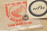 NOS Honda CA72 CA77 CB77 CB77 CB650 CB750 CL77 CR250 XL100 XL350 Tappet Adjusting Nut 90206-250-000