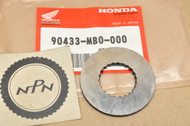 NOS Honda CB1000 CB1100 CB750 CB900 GL1000 GL1100 GL1200 VF1000 VF750 Clutch Spline Washer 90433-MB0-000