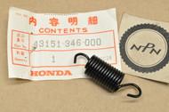 NOS Honda CB450 CB550 CB650 CB750 TRX350 TRX500 VF700 VF750 VT1100 VT750 Rear Brake Shoe Spring 43151-346-000