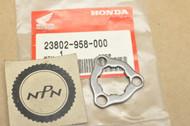 NOS Honda 1980-83 ATC185 1981-86 ATC200 Drive Sprocket Fixing Plate  23802-958-000
