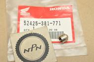 NOS Honda ATC250 R CR250 CR500 CR80 R CB450 CM450 GL1200 TRX250 Shock Air Valve Cap 52425-381-771