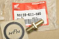 NOS Honda 1985 XL125 Rear Wheel Final Driven Sprocket Fixing Bolt 90128-KE2-940