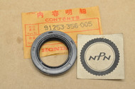 NOS Honda CB900 GL1000 GL1100 MT250 XL250 XL350 Rear Wheel Hub Oil Seal 91253-356-005