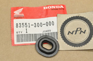 NOS Honda CBX CB1000 GL1500 SL70 SL350 XR350 XR600 XL70 XL250 Air Cleaner Housing Grommet 83551-300-000