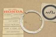 NOS Honda 1984 ATC200 ES Big Red TRX200 Final Gear Ring Shim 'B' 41530-969-000