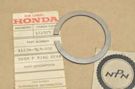 NOS Honda 1984 ATC200 ES Big Red TRX200 Final Gear Ring Shim 'F' 41534-969-000