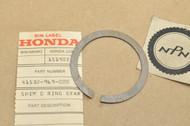 NOS Honda 1984 ATC200 ES Big Red TRX200 Final Gear Ring Shim 'D' 41532-969-000