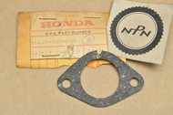 NOS Honda XL125 K0-K1 1977-78 XL100 Carburetor Cylinder Air Intake Insulator Gasket 16229-365-000