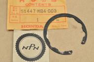 NOS Honda GL1200 Gold Wing ST1100 VF1000 VF1100 VT1100 Front Fork Inner Circlip 51447-MB4-003