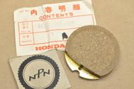 NOS Honda CB350 F CB360 T CB400 F CB450 CB500 CB550 CB750 Front Brake Caliper Pad B 45106-390-006