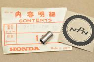 NOS Honda ATC250 ES CBX CB450 CB750 CR250 CR500 SL70 XR100 XR250 Cylinder Dowel Pin 94301-08140