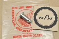 NOS Honda CB175 CB200 CB350 CB450 CL175 CL200 CL350 CL450 MT125 XL175 XL250 Seat Hinge Pin 77203-317-670