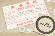 NOS Honda CB550 CB650 CB750 F TRX250 TRX300 VT600 XL350 XL600 XR350 XR500 Thrust Washer 90425-300-000