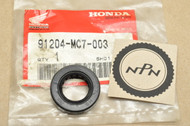 NOS Honda CA72 CA77 CB350 CB72 CB77 CL72 CL77 CT110 MR50 SL125 XL125 XL200 Oil Seal 91204-MC7-003