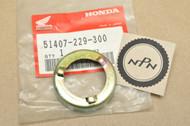 NOS Honda 1980-84, 1986 CT110 Trail 110 Front Fork Shock Absorber Spring Seat 51407-229-300
