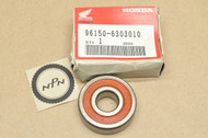 NOS Honda CB400 F CBR600 F CH250 CMX450 FT500 GB500 VF500 F Rear Wheel Radial Ball Bearing 96150-63030-10