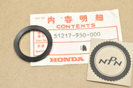 NOS Honda 1977-84 FL250 Odyssey Front Arm Kingpin Dust Seal 51217-950-000