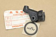NOS Honda TR200 Fatcat XR100 XR200 XR250 XR500 XR70 XR80 Right Handlebar Brake Lever Perch Bracket 53171-429-770