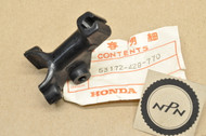 NOS Honda XR100 XR200 XR250 XR350 XR500 XR600 XR80 Left Handlebar Clutch Lever Perch Bracket 53172-429-770