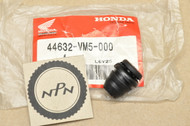 NOS Honda 1984 TRX200 1985 TRX250 Front Wheel Rim Adjusting Hole Plug Cap 44632-VM5-000