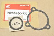 NOS Honda VF1100 VF700 Sabre VF750 Magna Clutch Slave Cylinder Insulator Gasket 22862-MB0-770