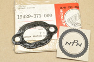 NOS Honda GL1000 GL1100 Interstate GL1200 Gold Wing Aspencade Thermostat Water Joint Gasket 19429-371-000