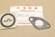 NOS Honda ATC70 C70 CT70 Trail 70 1986-87 TRX70 Carburetor Insulator Gasket 16201-086-700