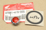 NOS Honda 1985 TRX250 Fourtrax Warning Pilot Light Indicator Jewel Lens 37561-415-000