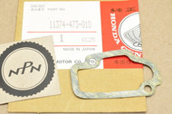 NOS Honda 1982-83 FT500 Ascot Starter Sub Cover Gasket 11374-473-010