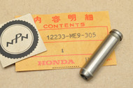 NOS Honda 1984-85 VT700 1983 VT750 Shadow Exhaust Valve Guide 12233-ME9-305