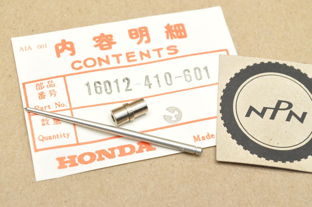 NOS Honda 1978 CB750 F Super Sport CB750 Four K Carburetor Jet Needle Set  16012-410-601