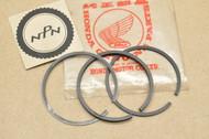 NOS Honda S65 Standard Size Piston Ring Set for 1 Piston= 3 Rings 13010-035-000