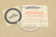 NOS Honda CB350 CB450 CB550 CB650 CL350 CL450 SL350 Countershaft Bearing Setting Ring 52mm 13492-283-000