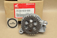 NOS Honda 1984 XR200 R Oil Pump Assembly 15100-KK0-000