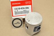NOS Honda 1996-99 CR125 R Piston B 13110-KZ4-506