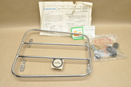 NOS Honda Hondaline GL500 Silver Wing Interstate Trunk Lid Luggage Rack Kit 08153-MA100