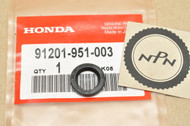 NOS Honda CR125 R CR250 R CR500 R CX500 GL500 Silver Wing Crank Case Oil Seal 91201-951-003