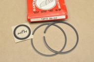 NOS Honda 1977-84 FL250 Odyssey MT250 0.50 Oversize Piston Ring Set for 1 Piston = 2 Rings 13013-358-003